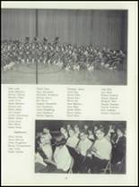 1964 Central High School Yearbook Page 96 & 97