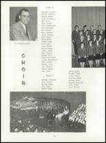 1964 Central High School Yearbook Page 98 & 99