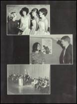 1964 Central High School Yearbook Page 100 & 101