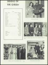 1964 Central High School Yearbook Page 110 & 111