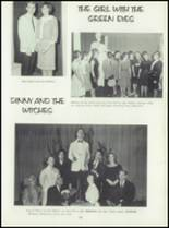 1964 Central High School Yearbook Page 112 & 113