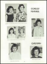 1964 Central High School Yearbook Page 114 & 115