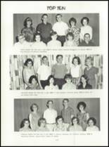 1964 Central High School Yearbook Page 116 & 117