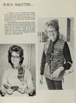 1974 Rockledge High School Yearbook Page 48 & 49