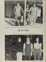 1974 Rockledge High School Yearbook Page 86 & 87