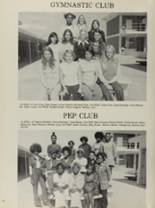 1974 Rockledge High School Yearbook Page 100 & 101