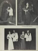 1974 Rockledge High School Yearbook Page 126 & 127