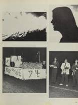 1974 Rockledge High School Yearbook Page 128 & 129