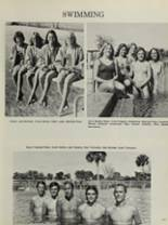 1974 Rockledge High School Yearbook Page 170 & 171