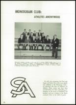1965 St. Augustine Preparatory Yearbook Page 60 & 61
