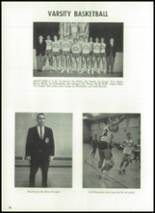 1965 St. Augustine Preparatory Yearbook Page 82 & 83
