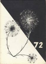 1972 Yearbook Washington Community High School