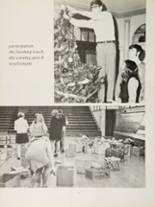 1970 Mansfield High School Yearbook Page 14 & 15