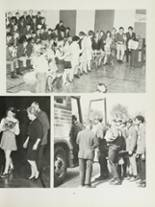 1970 Mansfield High School Yearbook Page 16 & 17