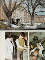 1970 Mansfield High School Yearbook Page 18 & 19