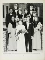 1970 Mansfield High School Yearbook Page 28 & 29