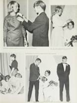 1970 Mansfield High School Yearbook Page 30 & 31