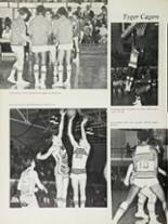 1970 Mansfield High School Yearbook Page 34 & 35