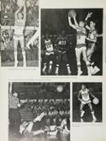 1970 Mansfield High School Yearbook Page 36 & 37