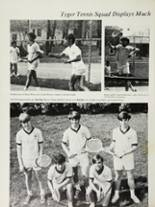 1970 Mansfield High School Yearbook Page 54 & 55
