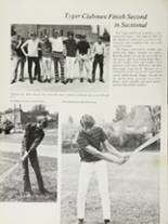 1970 Mansfield High School Yearbook Page 56 & 57