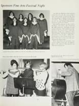 1970 Mansfield High School Yearbook Page 62 & 63
