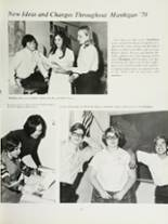 1970 Mansfield High School Yearbook Page 80 & 81
