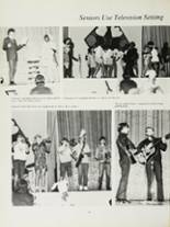 1970 Mansfield High School Yearbook Page 84 & 85