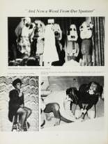 1970 Mansfield High School Yearbook Page 86 & 87