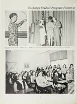 1970 Mansfield High School Yearbook Page 100 & 101