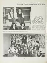 1970 Mansfield High School Yearbook Page 104 & 105