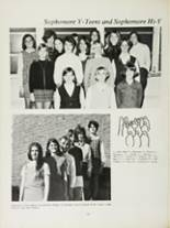 1970 Mansfield High School Yearbook Page 106 & 107