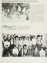 1970 Mansfield High School Yearbook Page 114 & 115