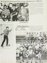 1970 Mansfield High School Yearbook Page 116 & 117
