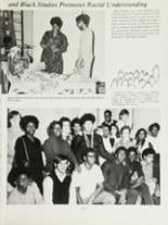 1970 Mansfield High School Yearbook Page 118 & 119