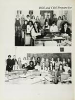1970 Mansfield High School Yearbook Page 122 & 123