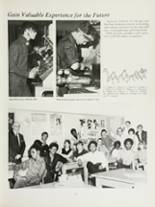 1970 Mansfield High School Yearbook Page 124 & 125