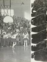 1970 Mansfield High School Yearbook Page 128 & 129