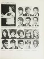 1970 Mansfield High School Yearbook Page 132 & 133