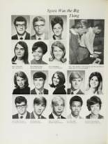 1970 Mansfield High School Yearbook Page 140 & 141