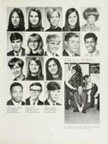 1970 Mansfield High School Yearbook Page 144 & 145