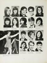 1970 Mansfield High School Yearbook Page 146 & 147