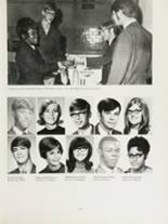 1970 Mansfield High School Yearbook Page 150 & 151