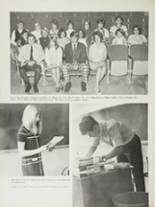 1970 Mansfield High School Yearbook Page 156 & 157