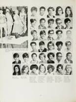 1970 Mansfield High School Yearbook Page 160 & 161
