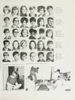 1970 Mansfield High School Yearbook Page 162 & 163