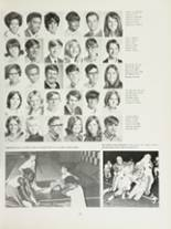 1970 Mansfield High School Yearbook Page 164 & 165