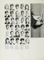 1970 Mansfield High School Yearbook Page 172 & 173
