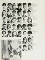 1970 Mansfield High School Yearbook Page 180 & 181