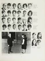 1970 Mansfield High School Yearbook Page 182 & 183